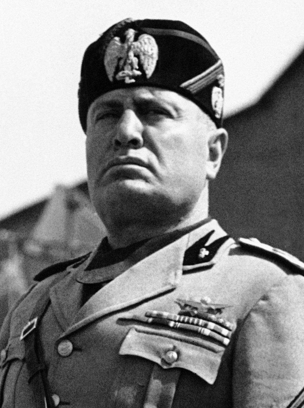 an analysis of the rise and fall to power of benito mussolini and the impact he had on world war two Start studying world war 2/cold war learn rise of the nazis to power one reason the fascist governments of benito mussolini and adolf hitler came to power.