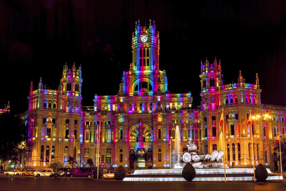 Viaggio Low Cost a Madrid