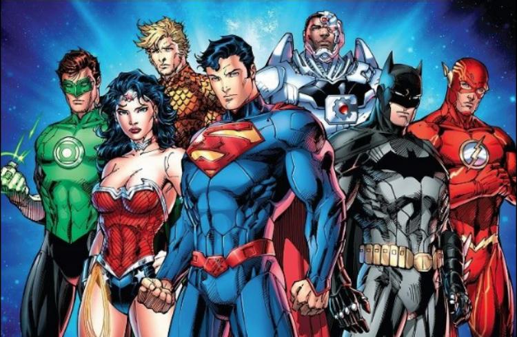 Justice league differenze con il cartone animato studentville