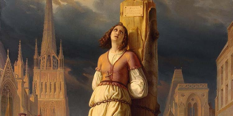 Biografia di Giovanna d'Arco