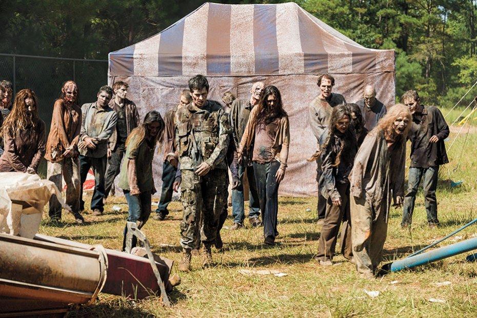The Walking Dead Streaming