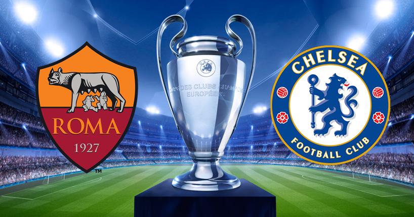 Risultati immagini per Roma – Chelsea