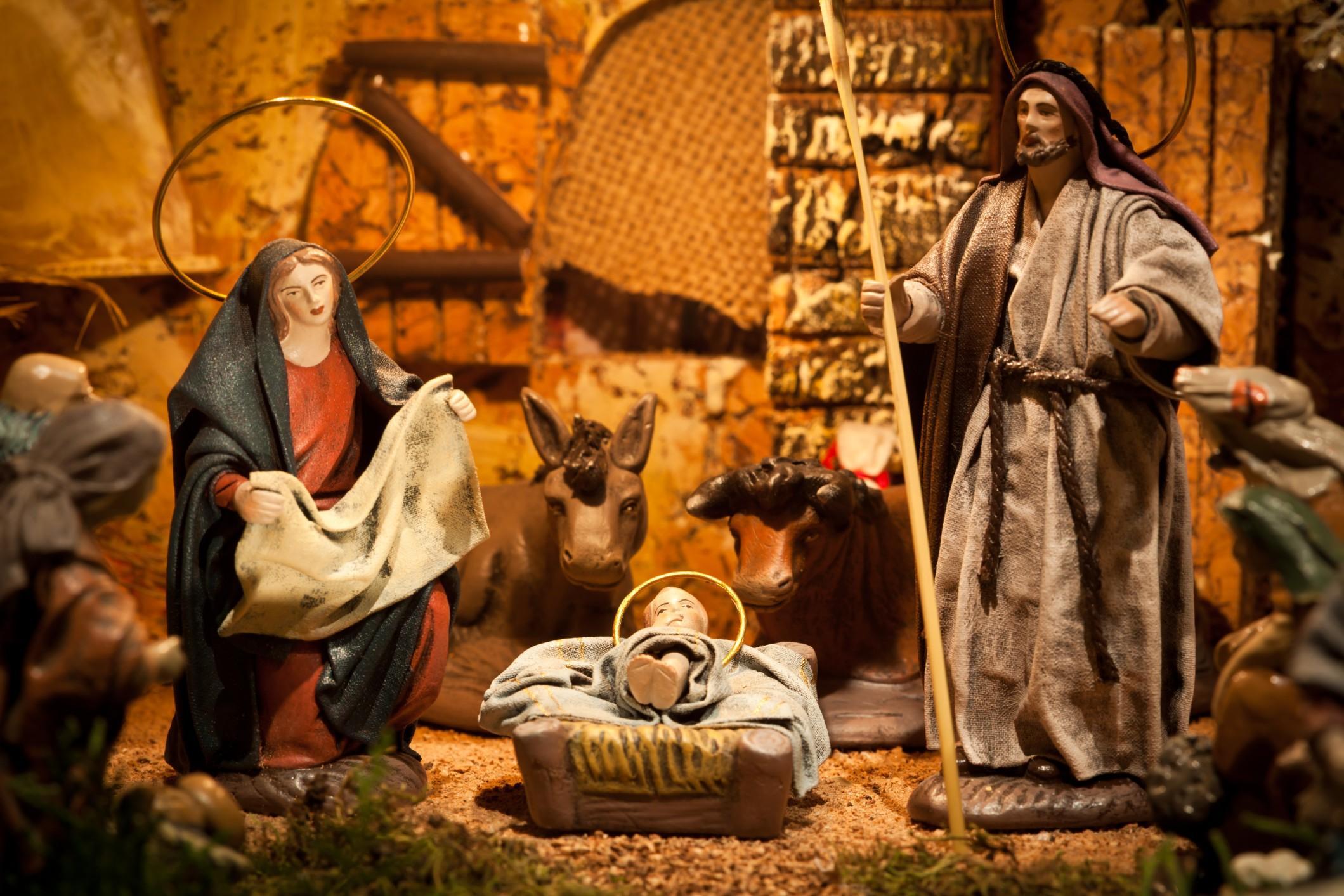 Foto Del Presepe Di Natale.Storia Del Presepe Origini E Significato Studentville