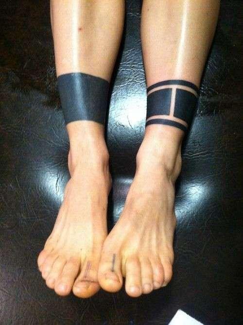Super Tatuaggio caviglia uomo: i più belli - StudentVille GI18
