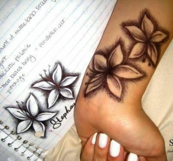 Tatuaggi Con Fiori Significato E Consigli Studentville