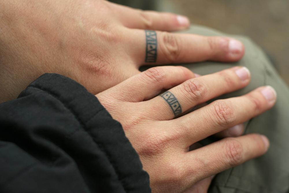 morbido e leggero migliore vendita vendita outlet Tatuaggi di coppia: foto per tattoo complementari - StudentVille