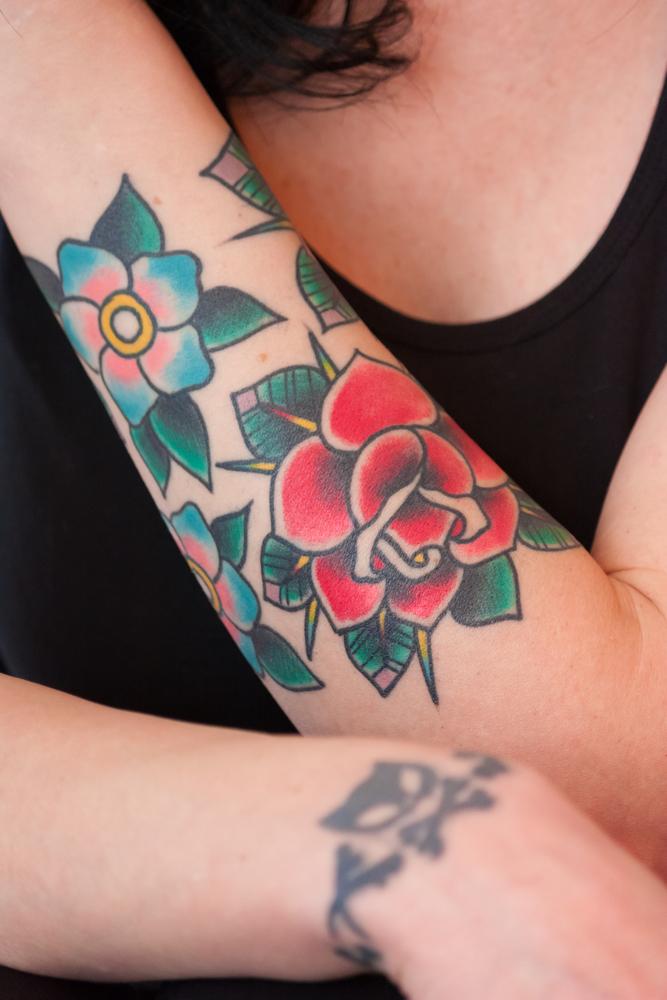 Ben noto Tatuaggi con fiori: significato e consigli - StudentVille UU85