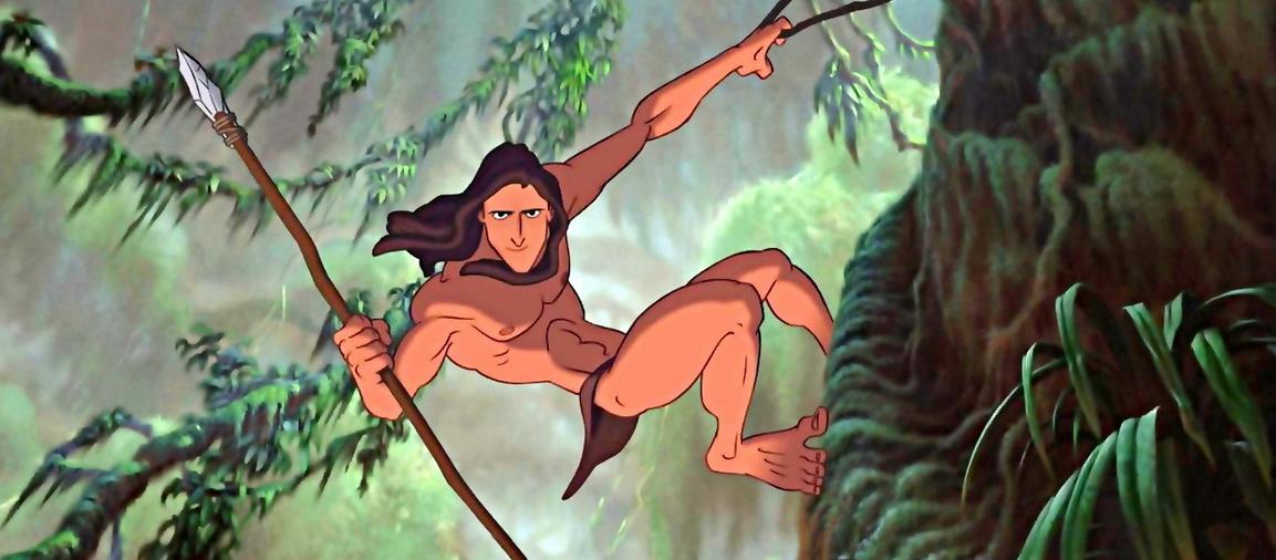 Tarzan trailer canzoni e personaggi studentville
