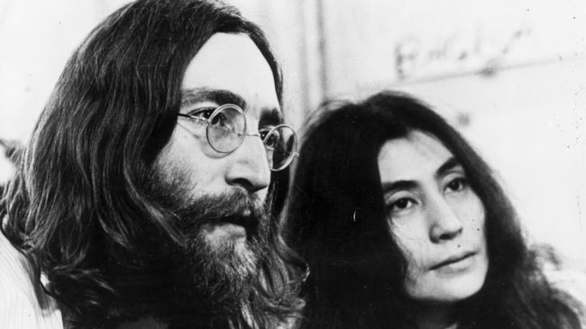John Lennon The Beatles Yoko Ono Frasi E E Aforismi