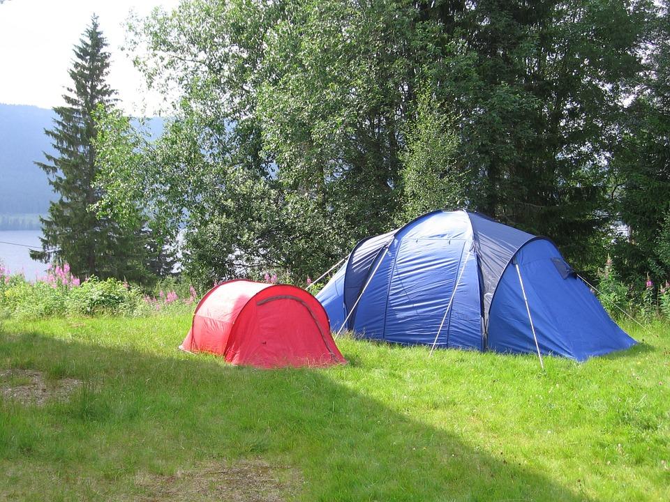 Estate in campeggio in Toscana