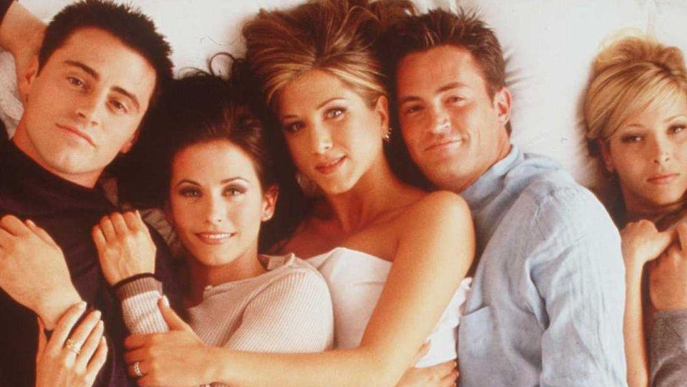 Friends torna in tv con un reboot?