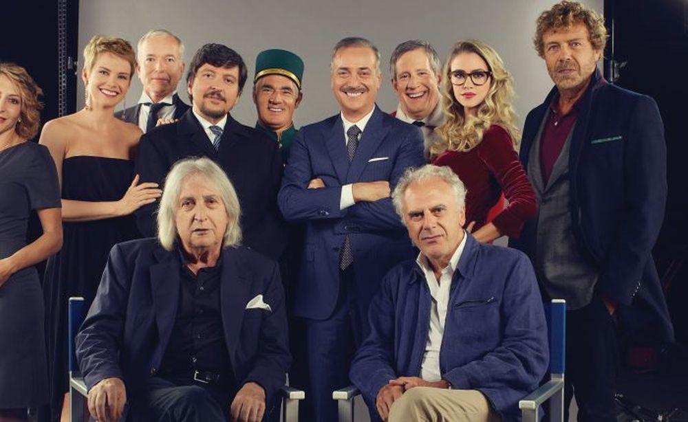 Cinepanettone su Netflix: cast, trama, uscita