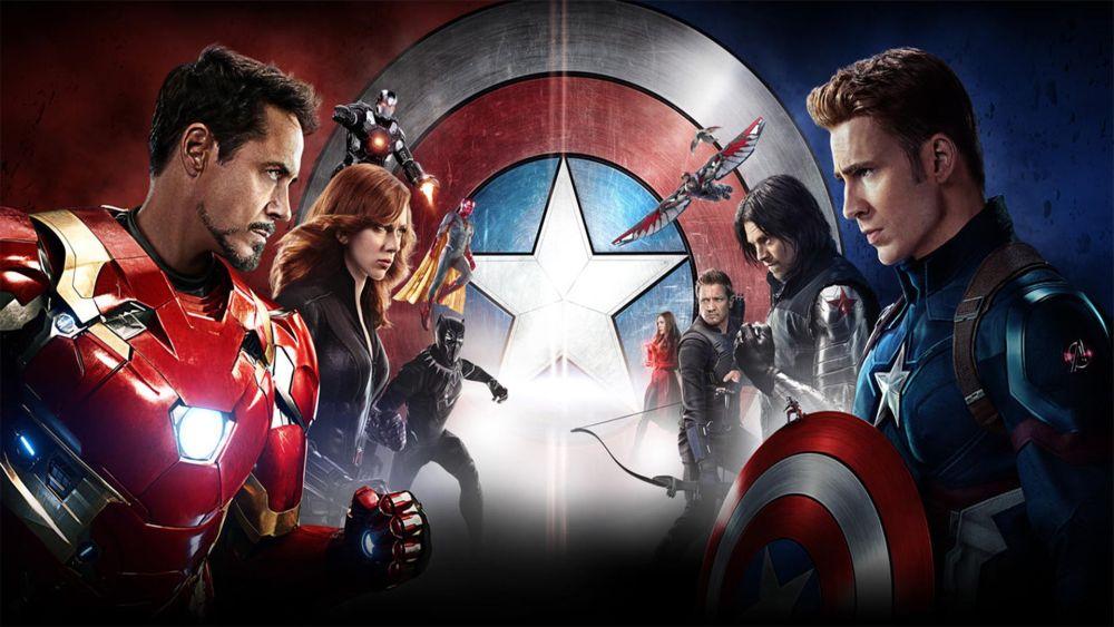 Captain America Civil War in tv: messa in onda, trama, personaggi