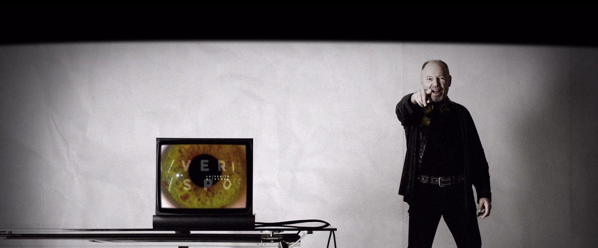 Nuovo singolo Vasco Rossi: testo, video La verità