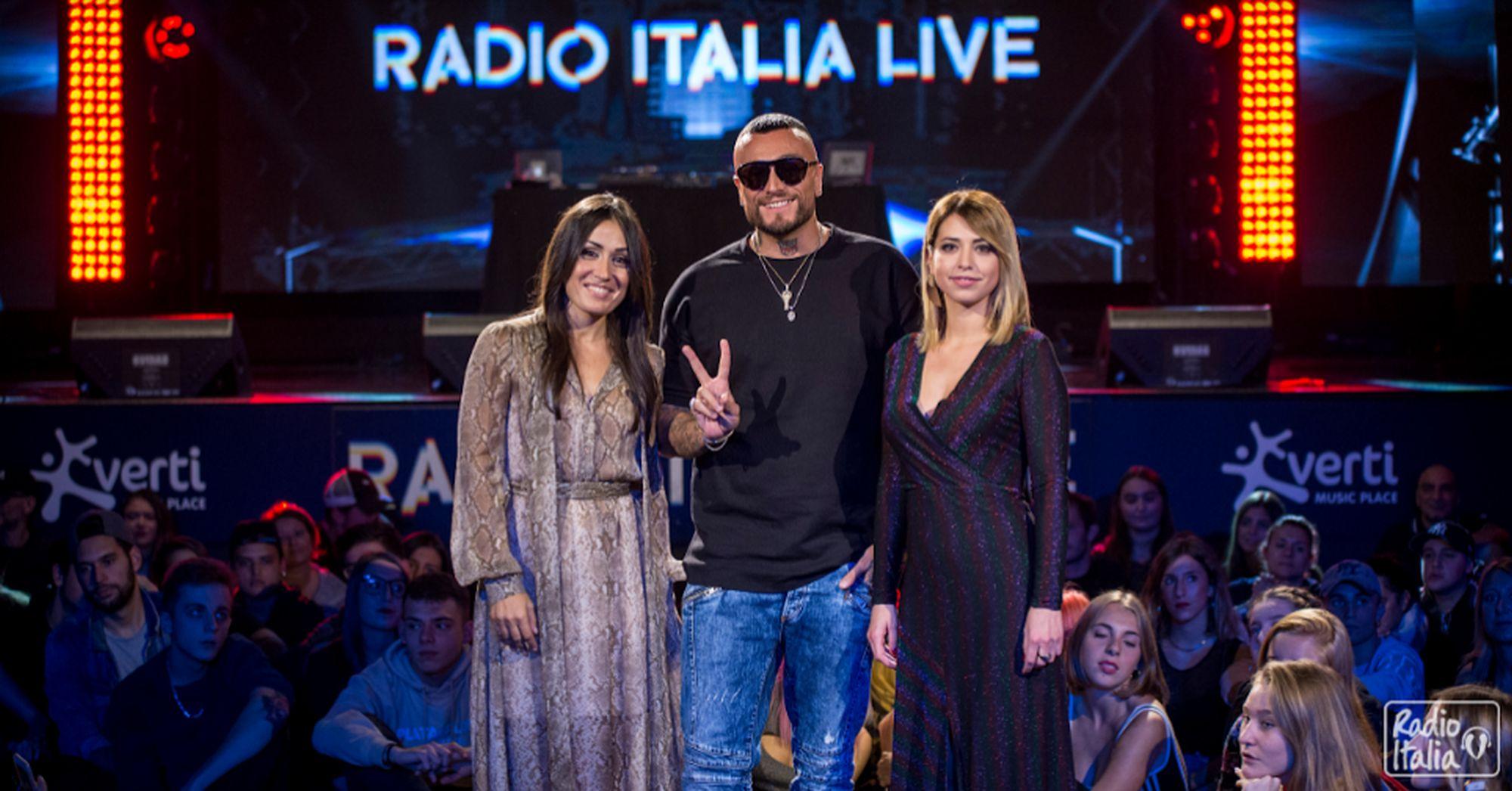 Radio Italia Live: cantanti, date, informazioni