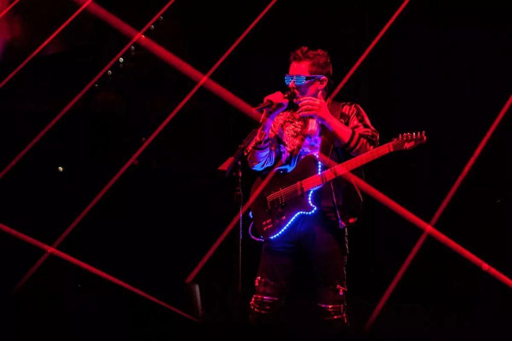 Muse: band, cantante, discografia, tour