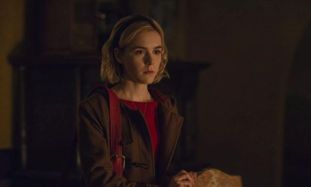Le terrificanti avventure di Sabrina: episodio speciale di Natale