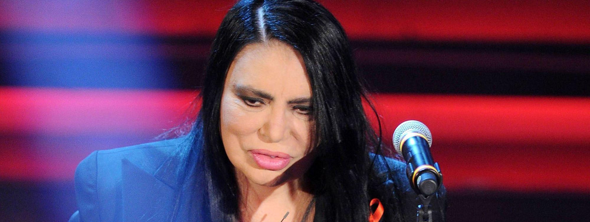 """Loredana Bertè a Sanremo 2019 con """"Cosa ti aspetti da me"""": testo, audio, significato"""