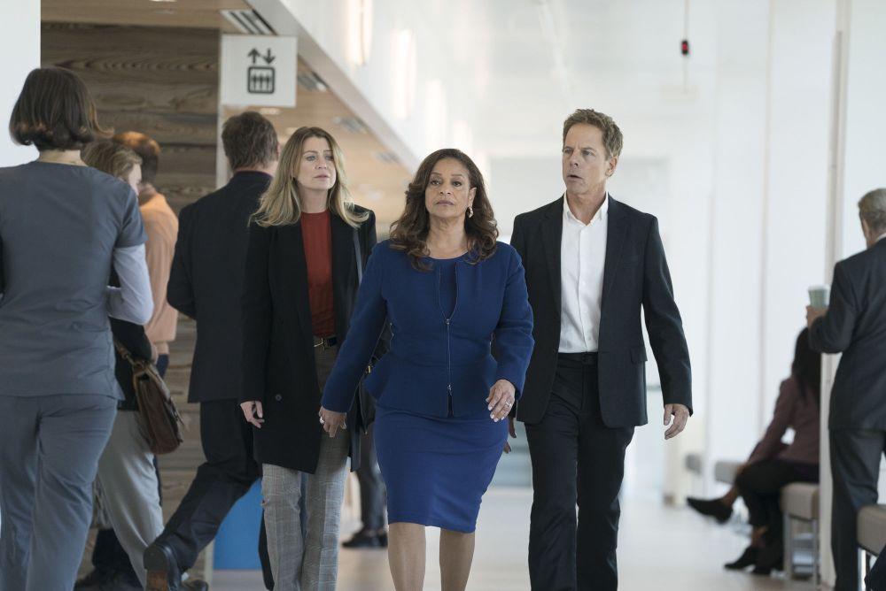 Grey's Anatomy 15: trama episodio 8