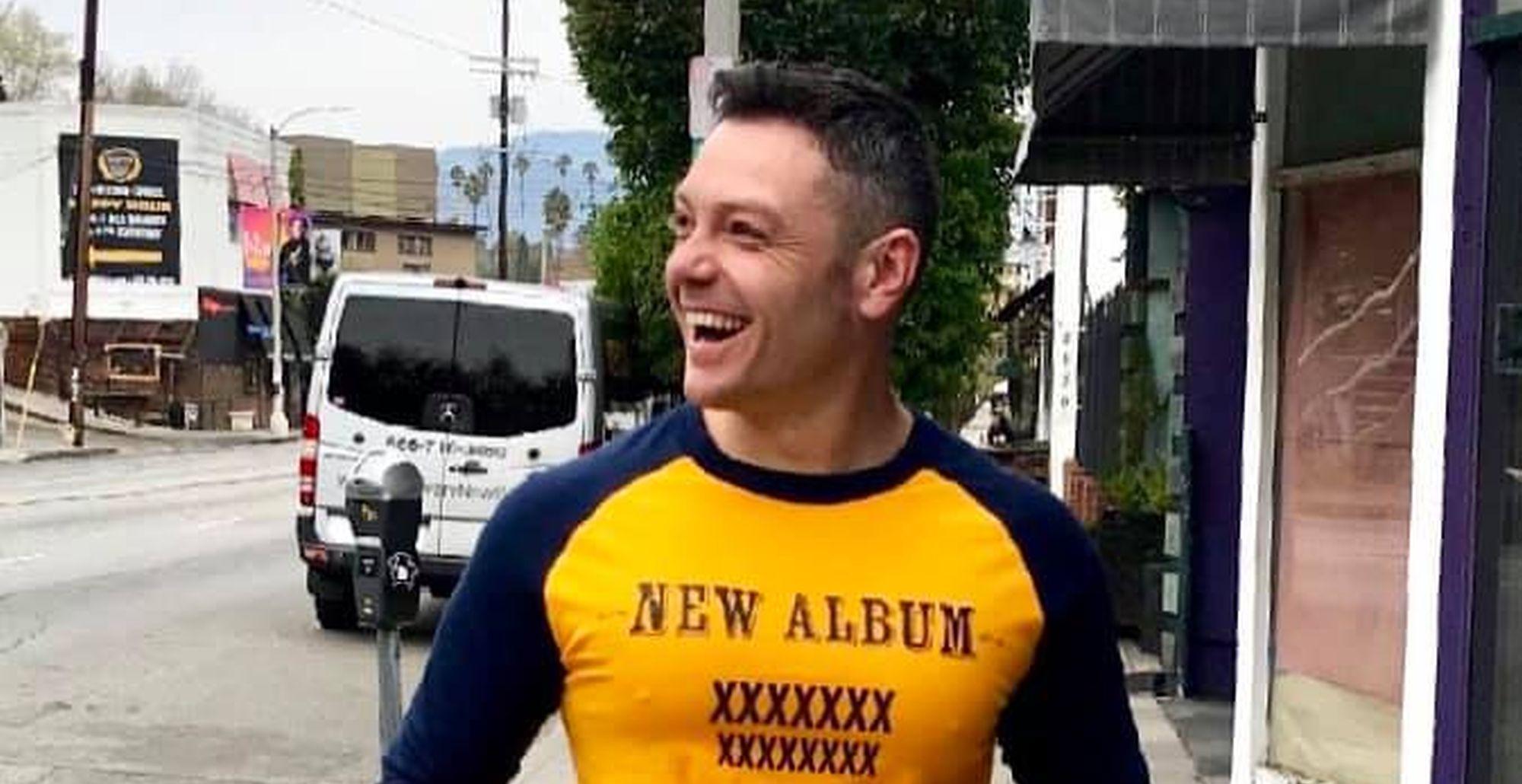 Nuovo album Tiziano Ferro: uscita, titolo, anticipazioni
