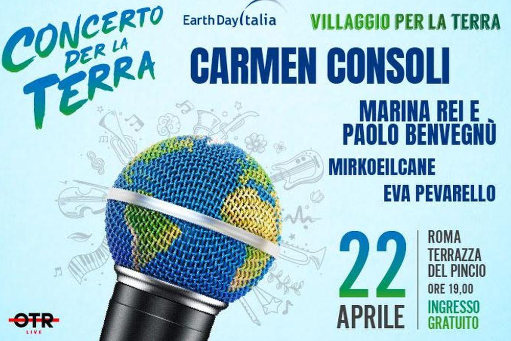 Concerto Earth Day 2019: data, luogo, cantanti
