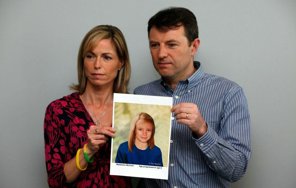 La scomparsa di Maddie MacCann in streaming: come vederlo