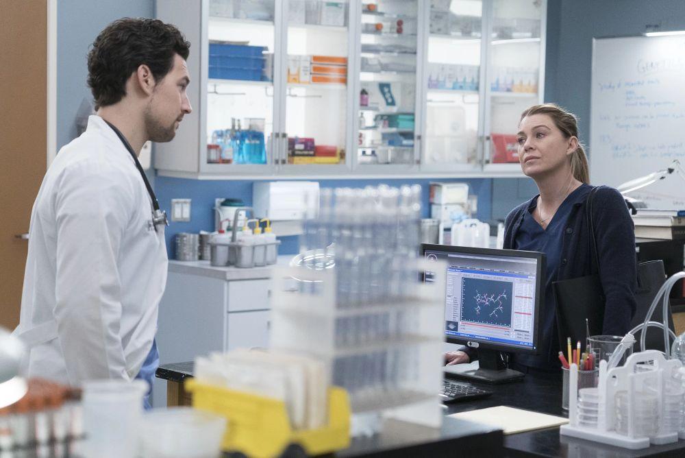 Grey's Anatomy 15: trama episodio 16