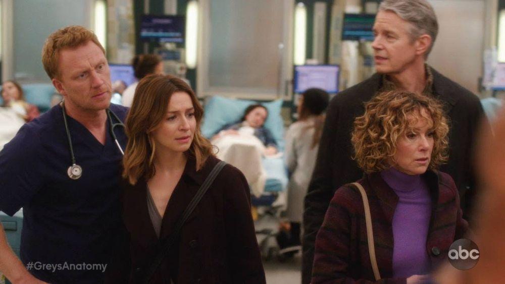 Grey's Anatomy 15: trama episodio 14