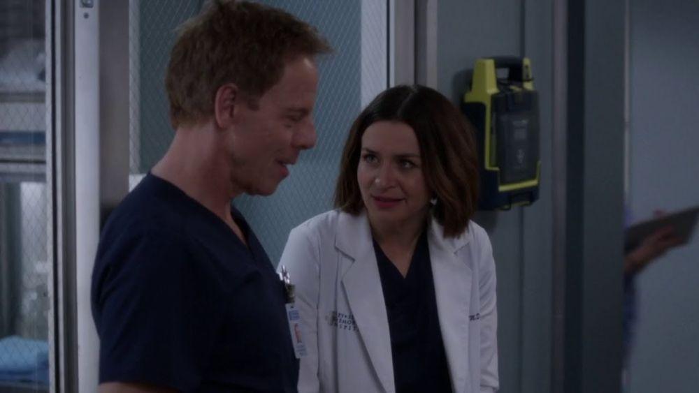 Grey's Anatomy 15: trama episodio 22