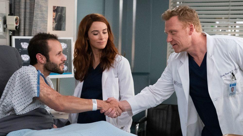 Grey's Anatomy 15: trama episodio 20