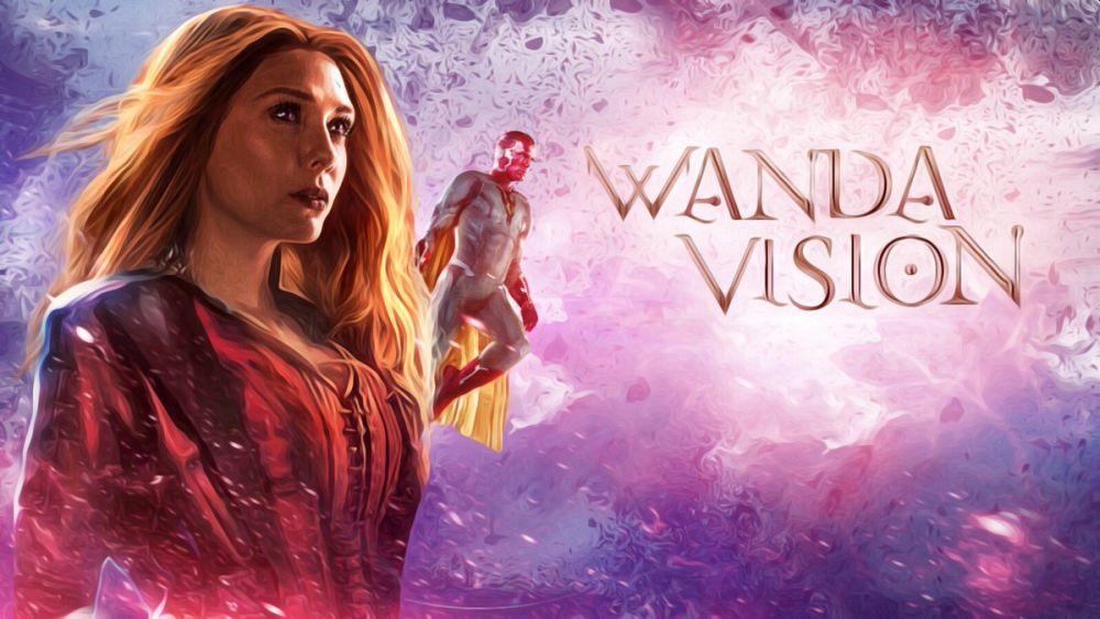 WandaVision: serie tv, uscita, anticipazioni