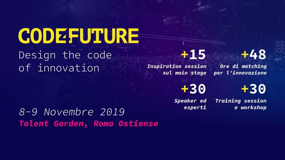 Code4Future: Fintech, blockchain, IoT per le aziende di oggi e di domani