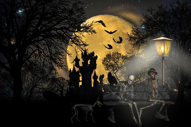 Frasi per Halloween: le più paurose
