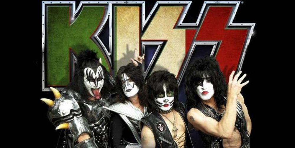 Kiss all'Arena di Verona: data, biglietti e come arrivare