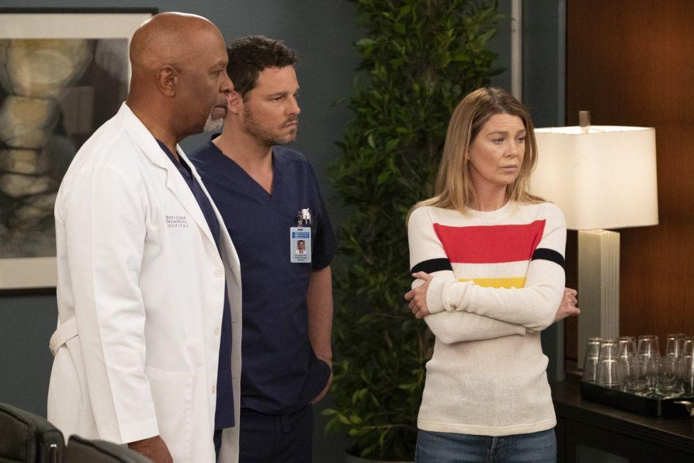 Grey's Anatomy 16: trama episodio 1