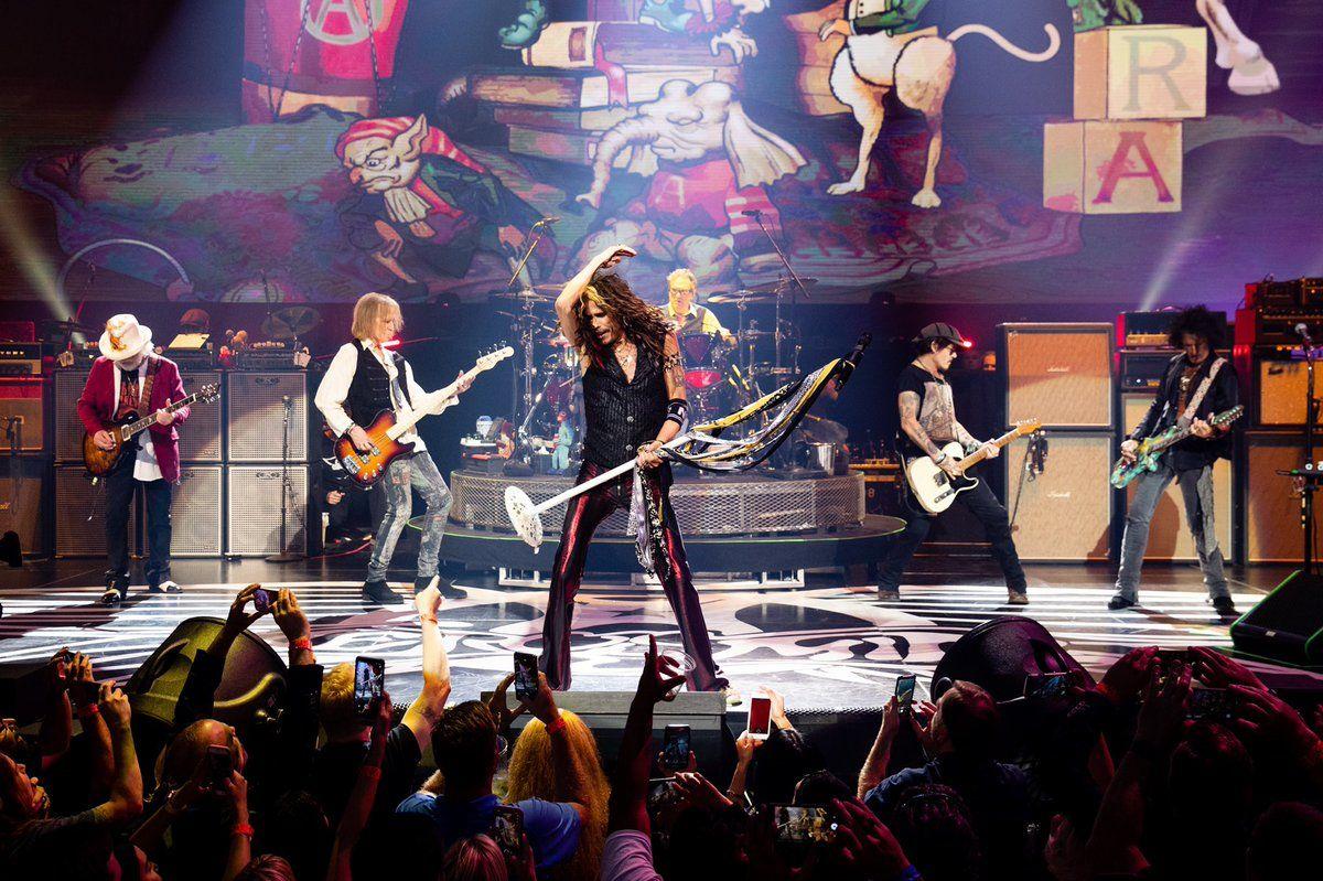 Concerto Aerosmith agli I-DAYS 2020: data, biglietti e come arrivare