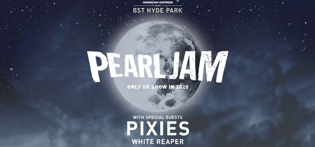 Pearl Jam a Imola nel 2020: data, biglietti e come arrivare