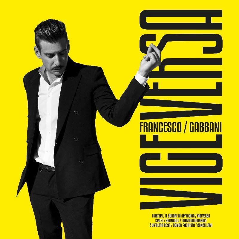 Nuovo album Francesco Gabbani dopo Sanremo 2020: uscita e canzoni