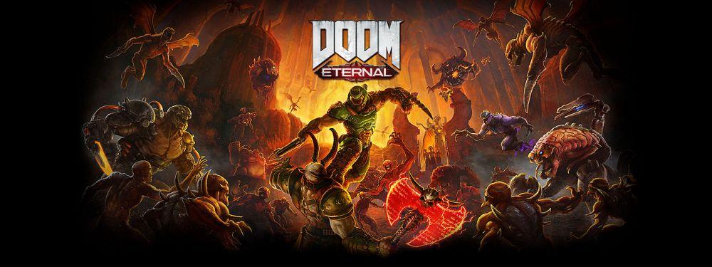Doom Eternal: trailer, data di uscita e news