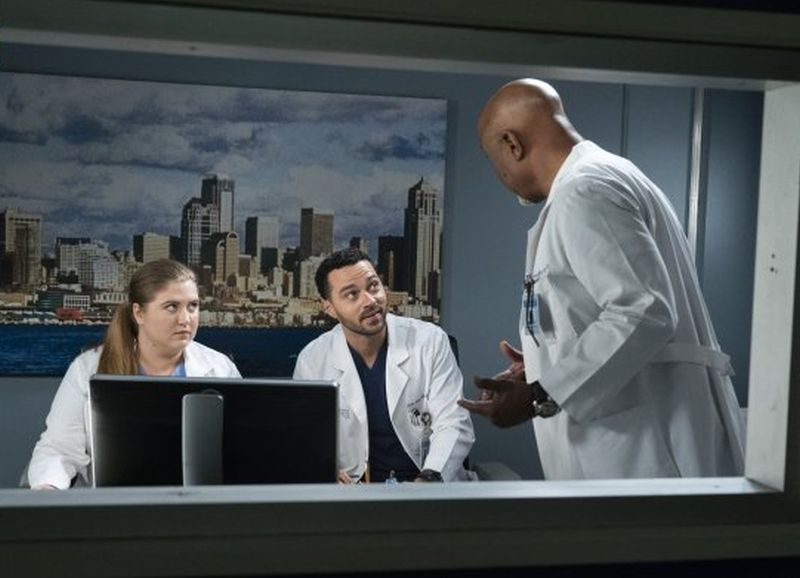 Grey's Anatomy 16: trama episodio 14