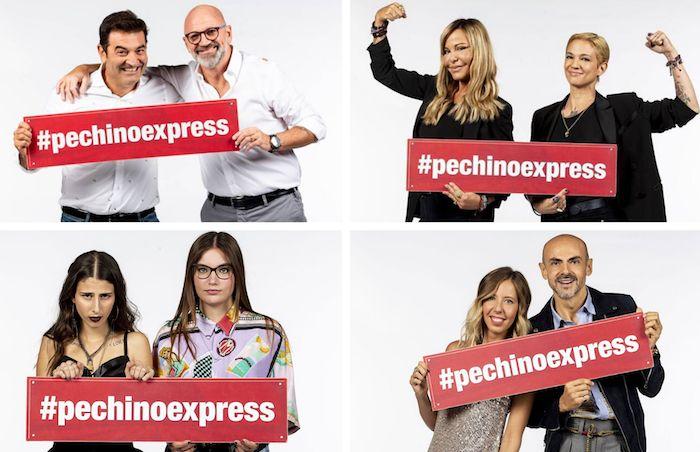 Pechino Express 2020: anticipazioni 6° puntata ed eliminati