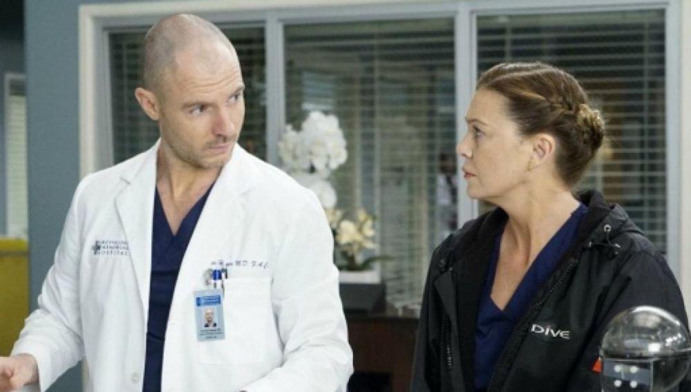 Grey's Anatomy 16: trama episodio 17
