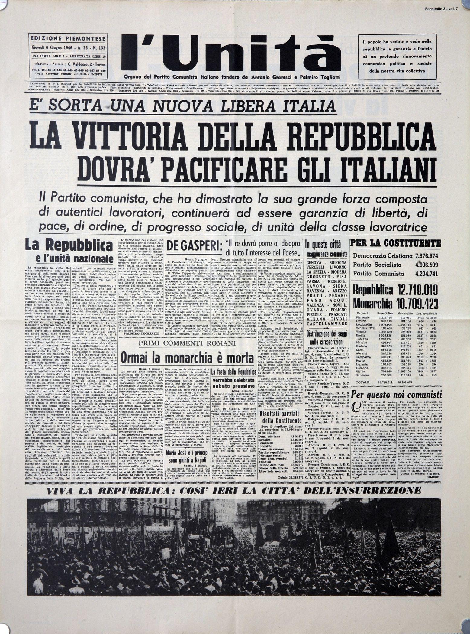 2 Giugno 1946: tutto quello che devi sapere