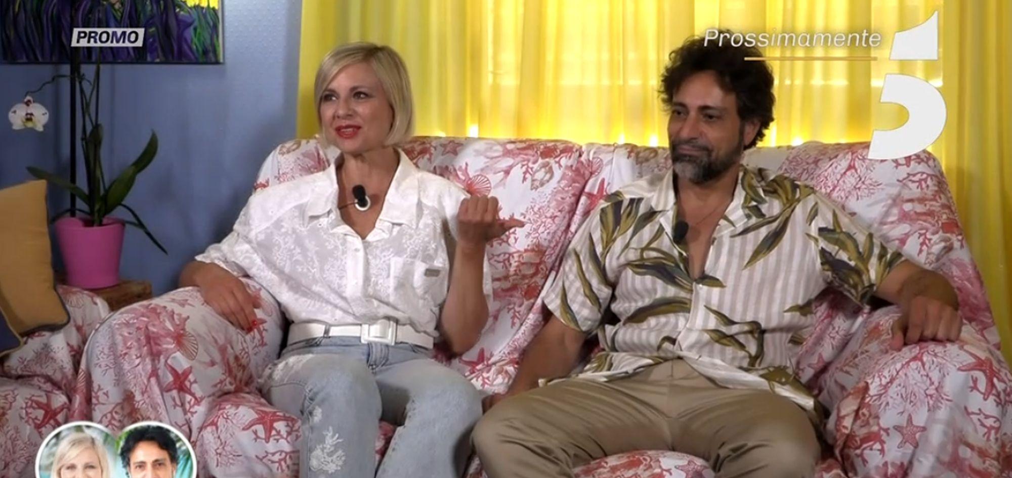 Temptation Island 2020: Antonella Elia e Pietro Delle Piane