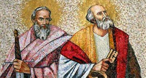 San Pietro e Paolo: storia dei due santi
