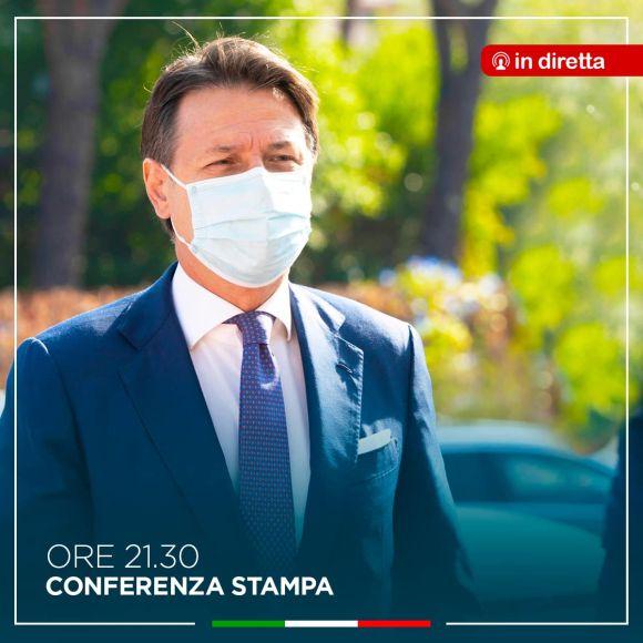DPCM del 18 ottobre 2020: tutte le novità dopo la conferenza di Conte