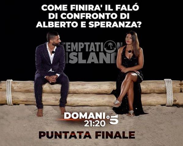 Temptation Island 2020 (bis): anticipazioni ultima puntata