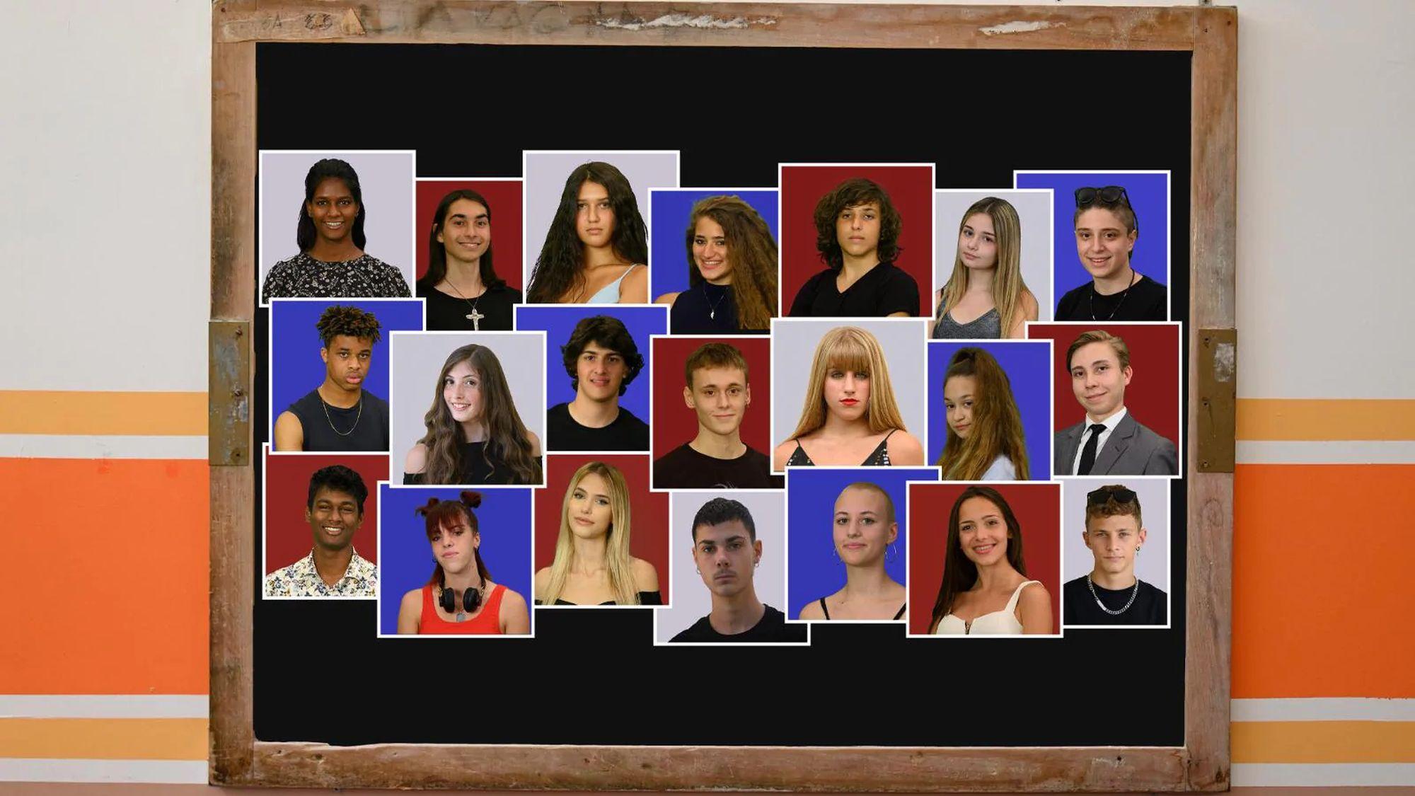 Il Collegio 5: anticipazioni, cast e personaggi terza puntata