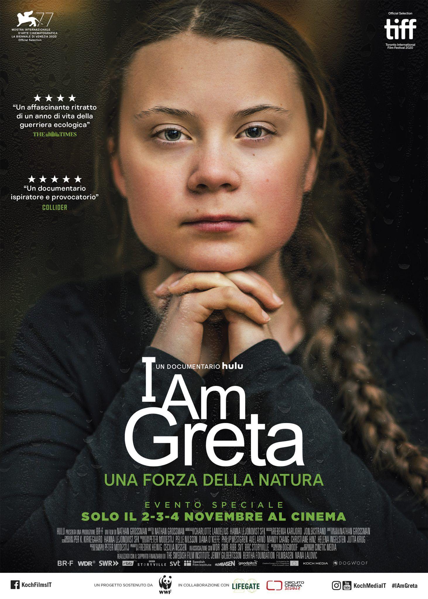 I am Greta: data di uscita e trama del documentario su Greta Thunberg