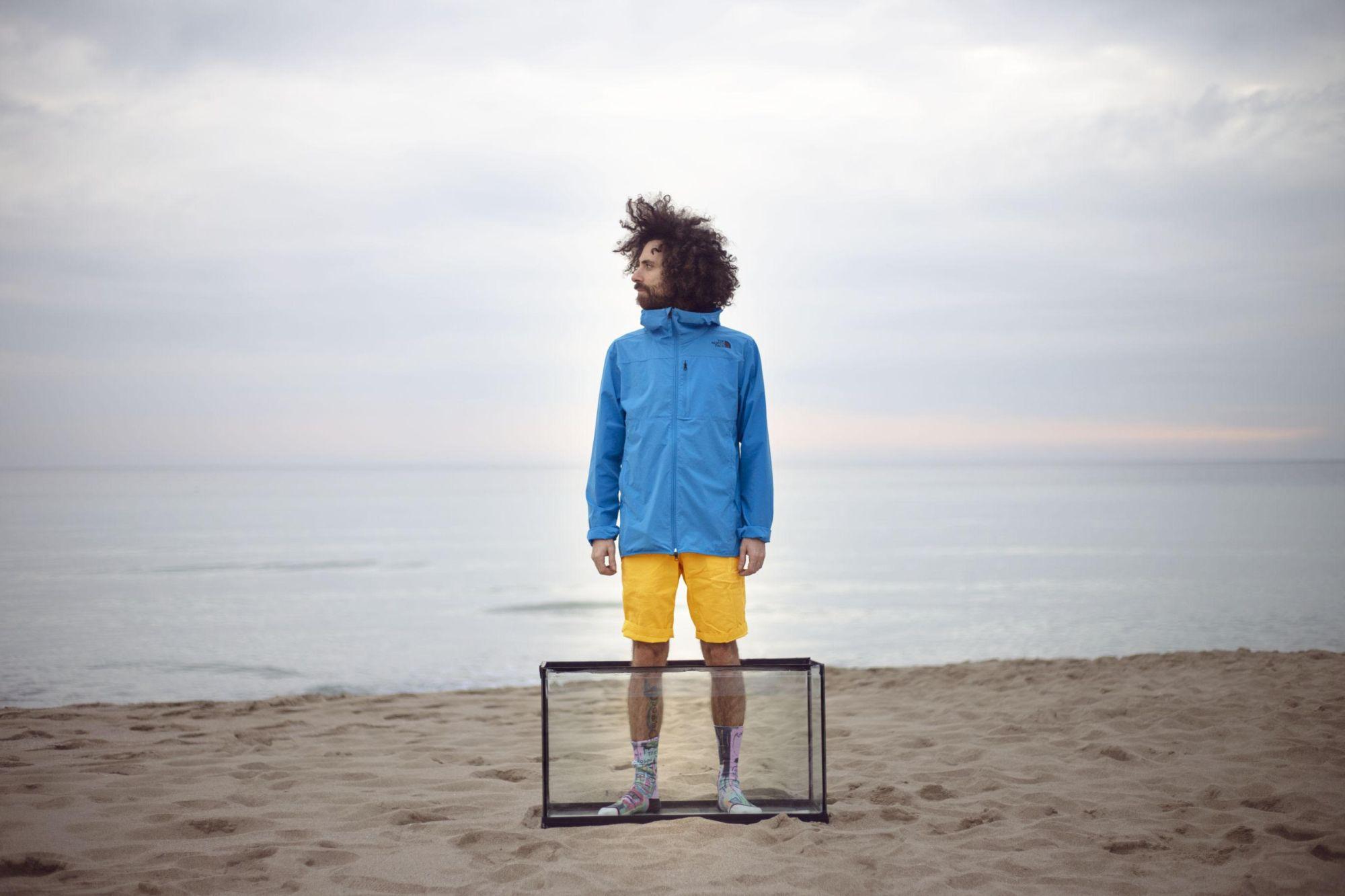 """Gio Evan a Sanremo 2021 con """"Arnica"""": testo, audio, significato"""